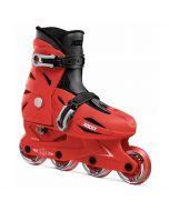 Adjustable Inline Skate for Kids ORLANDO III Sport Red