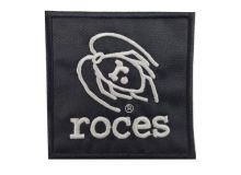 ROACH EMBROIDERED PATCH Black