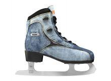 Ice Skate-mod. DENIM Blue