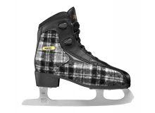 Ice Skate-mod. HIGHLANDS Black-white