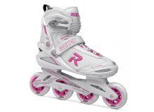 Inline Skate-mod. ICON W White-Magenta