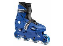 Adjustable inline skate for kids ORLANDO III Blue