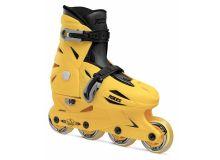 Adjustable skate for kids ORLANDO III Yellow