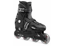 Adjustable skate for kids ORLANDO III Black