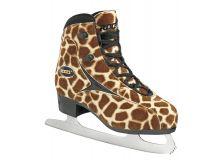 Ice Skate-mod. SAFARI GIRAFE BROWN-BROWN