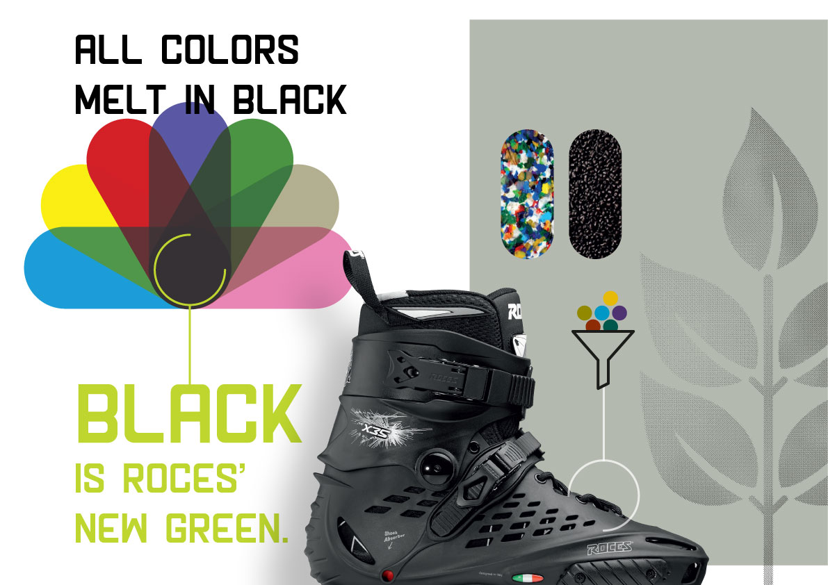 Black is new green